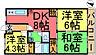 間取り,3DK,面積51.61m2,賃料10.0万円,JR総武線 新小岩駅 徒歩8分,都営新宿線 一之江駅 バス21分 下小松橋下車 徒歩2分,東京都葛飾区新小岩4丁目