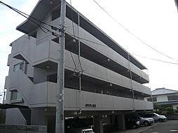 愛媛県松山市愛光町の賃貸マンションの外観