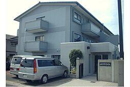 京都府京都市左京区岩倉下在地町の賃貸マンションの外観