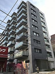 プラウドフラット横浜[3階]の外観
