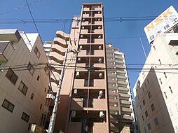 エステムコート大阪城南II[4階]の外観