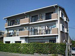 岡山県岡山市中区赤田丁目なしの賃貸マンションの外観