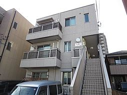 埼玉県川口市戸塚2丁目の賃貸アパートの外観