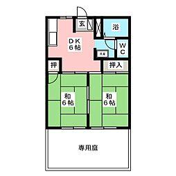 石刀駅 3.8万円
