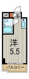 プロシード西川口[7階]の間取り