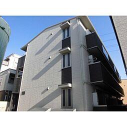 新川崎ヴィラージュB[1階]の外観