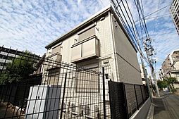 ヴァンガード北新宿[2階]の外観