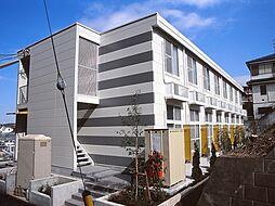 ガーデニア横浜[1階]の外観