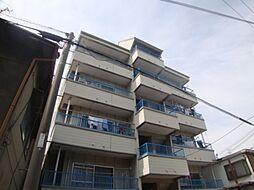 大阪府大阪市東淀川区下新庄6丁目の賃貸アパートの外観