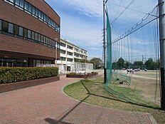 町田第一中学校まで約840m