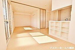 サニーヒルズ迫田[2階]の外観