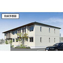 近鉄橿原線 平端駅 徒歩6分の賃貸アパート
