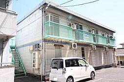 岡山県倉敷市笹沖丁目なしの賃貸アパートの外観