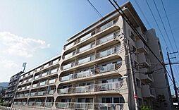 鐘紡夙川台マンション[3階]の外観