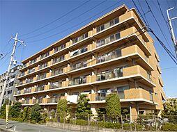 大阪府茨木市沢良宜西3丁目の賃貸マンションの外観