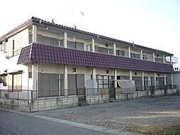 埼玉県久喜市久喜東3丁目の賃貸アパートの外観
