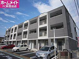 愛知県豊田市瑞穂町1丁目の賃貸マンションの外観