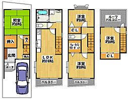 河堀口駅 2,880万円