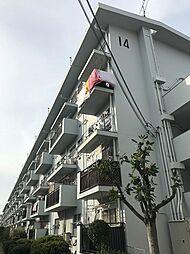 兵庫県尼崎市今福1丁目の賃貸マンションの外観