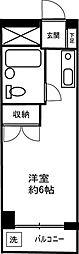東中野駅 6.6万円