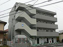 東水南上宿マンション[401号室]の外観