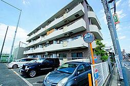 大阪府摂津市別府3丁目の賃貸マンションの外観