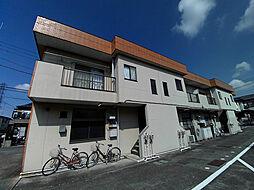 島村第一マンション[203号室]の外観