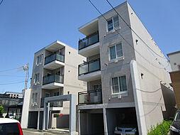 北海道札幌市東区北二十一条東20丁目の賃貸マンションの外観