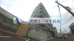 ニッコープラザ平野[4階]の外観