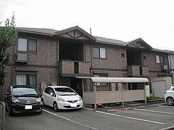 三重県四日市市本郷町の賃貸アパートの外観