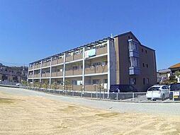 兵庫県西宮市門戸東町の賃貸マンションの外観