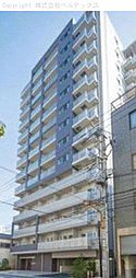 東京都墨田区江東橋の賃貸マンションの外観