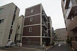 神奈川県川崎市幸区幸町2丁目の賃貸マンションの外観