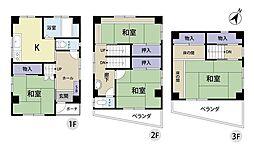 東京都葛飾区西亀有3丁目