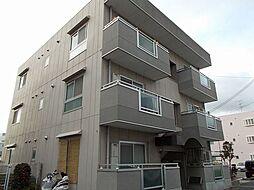 大阪府門真市柳田町の賃貸マンションの外観