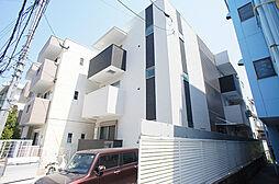 プラウド香住ヶ丘[3階]の外観