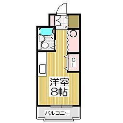 グランドール新生台[3階]の間取り
