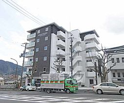 京都地下鉄東西線 椥辻駅 徒歩6分の賃貸マンション