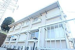 コートヴィレッジII[1階]の外観