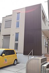 神奈川県藤沢市鵠沼桜が岡2丁目の賃貸マンションの外観