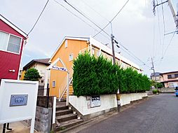 ライフピア萩山[1階]の外観