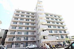アルバ摂津[4階]の外観