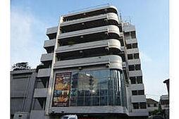 神奈川県川崎市高津区溝口1丁目の賃貸マンションの外観
