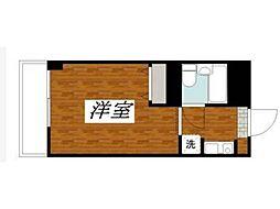 柏455BLD[3階]の間取り