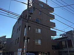 神奈川県横浜市鶴見区馬場3丁目の賃貸マンションの外観