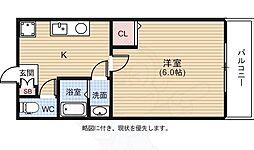 福島町駅 4.2万円