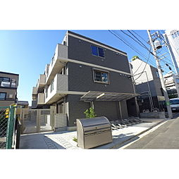 エルスタンザ渋谷本町[0206号室]の外観