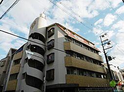 アベニュー長居[4階]の外観