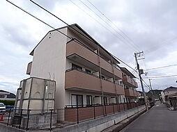 兵庫県姫路市勝原区朝日谷の賃貸マンションの外観