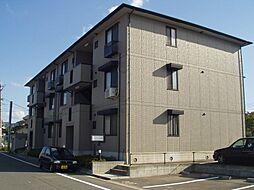 福岡県糟屋郡志免町志免中央3丁目の賃貸アパートの外観